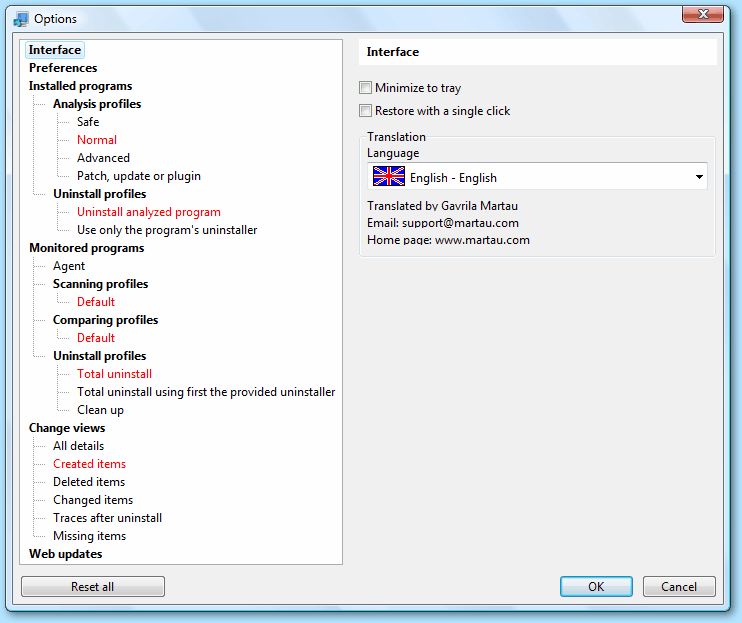 free total uninstall software
