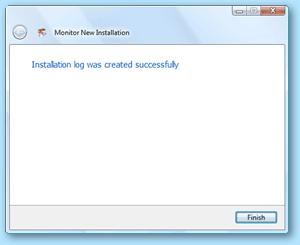 Koniec procesu monitorowanej instalacji