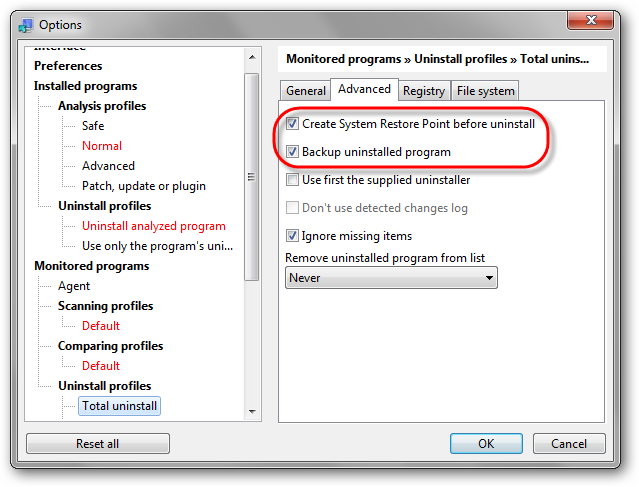 uninstall-profile-system-restore-point-and-backup-options